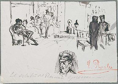 tres dibujos set of 3 by eduardo rosales martínez