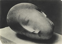 the sleeping muse by constantin brancusi