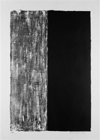 untitled by barnett newman