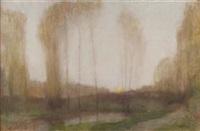 moonrise by robert macaulay stevenson