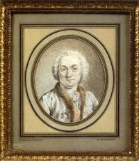 le général françois de chevert by antoine louis françois sergent-marceau