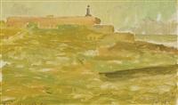 el morro/san juan; san juan; san juan (3 works) by frederick samuel dellenbaugh