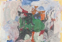 magician's table by philip guston