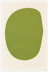 green by ellsworth kelly