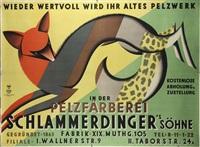 pelzfärberei schlammerdinger's söhne by otto lobl