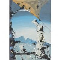 paysage fantastique by dimitri bouchene