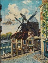 le moulin de la galette by elisée maclet
