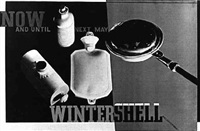 now until next may winter shell by posters: advertising - shell oil