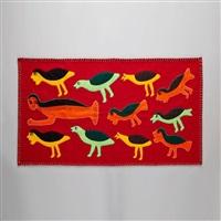 sednas and animals by irene avaalaaqiaq