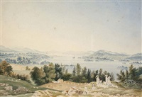 lake windermere by henry curzon allport