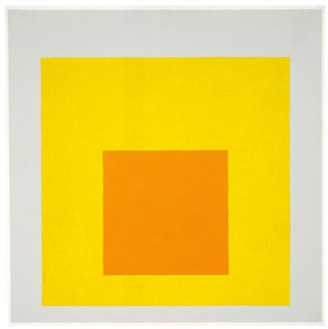 homage to the square rising by josef albers