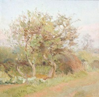 summer by tom roberts
