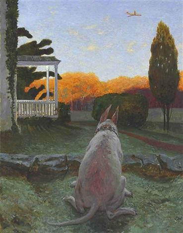 final approach into philadelphia by jamie wyeth