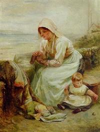 the coastguard's wife by walter herbert allcott