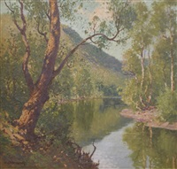 still waters, national park by william lister-lister