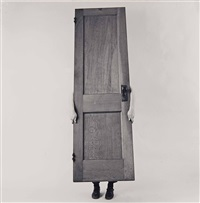 sans titre (the body object series) no. 12 by ann hamilton