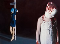 the disasters of war 6 by gottfried helnwein