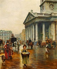 st. martin in the fields by thomas benjamin kennington