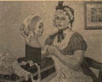 la jeune modiste by raymond pallier