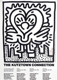 new arts program in kutztown connection by keith haring