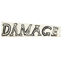 untitled (damage) by chris johanson