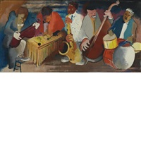 jumping jive by norman lewis