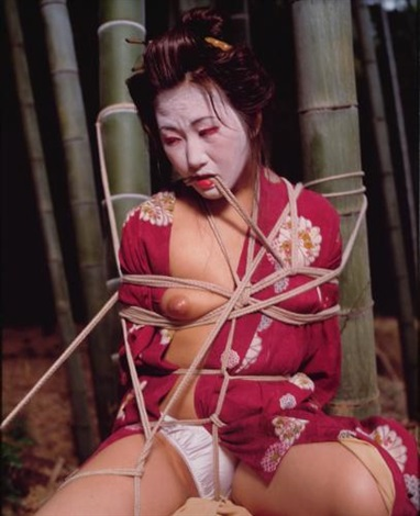 a history of sex bondage in kyoto by andres serrano