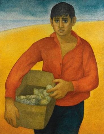 the fruit seller by louay kayyali