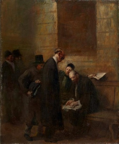 au tribunal by jean louis forain