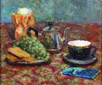 still life by a.g. mochalov