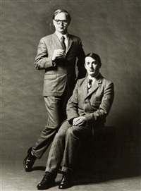 gilbert & george by elisabetta catalano