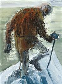 climber by euan macleod