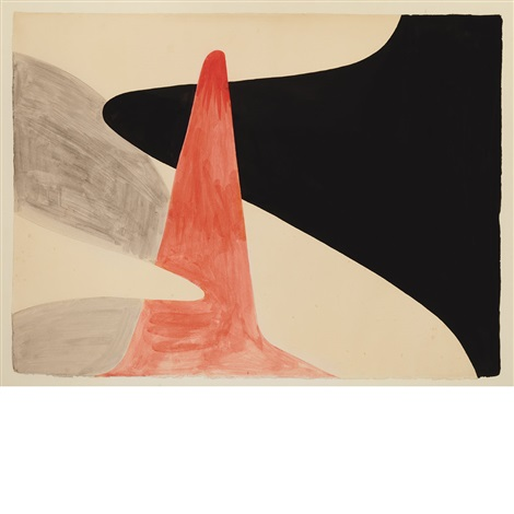 untitled biomorphic forms by alexander calder