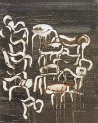 les chaises by ida barbarigo