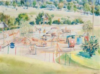 playground by durant basi sihlali