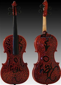 violino by la ii (angel ortiz)