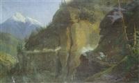 le passage des alpes by louis françois lejeune