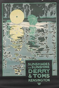 sunshades for sunshine derry & toms by e. l. andrews