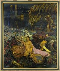 saint-michel by berthe art