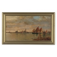 venice by william stanley haseltine
