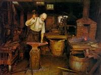 the blacksmith by jefferson david chalfant