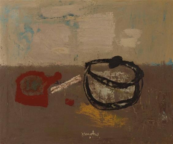 still life by jan van heel
