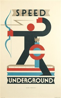 speed/underground by alan rogers