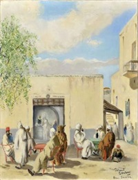 bou saada by roland coudon