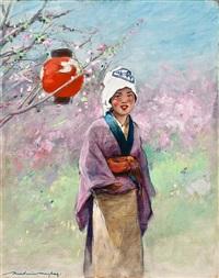 miss pomegranate by mortimer luddington menpes