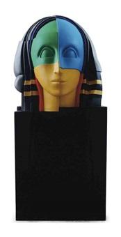 ishtar mask by dia azzawi