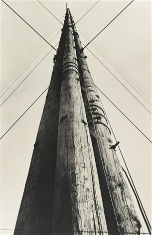 radio tower by alexander rodchenko
