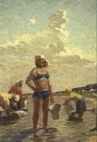 journee ensoleillee by leonid alexandrovitch fokin