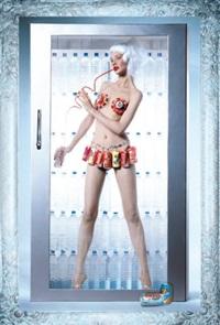 poupée frigo by bruno fabbris
