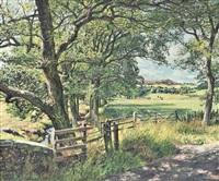 knapp road, perthshire, scotland by james mcintosh patrick